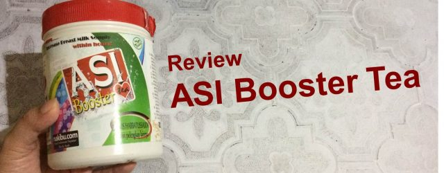 Review ASI Booster Tea