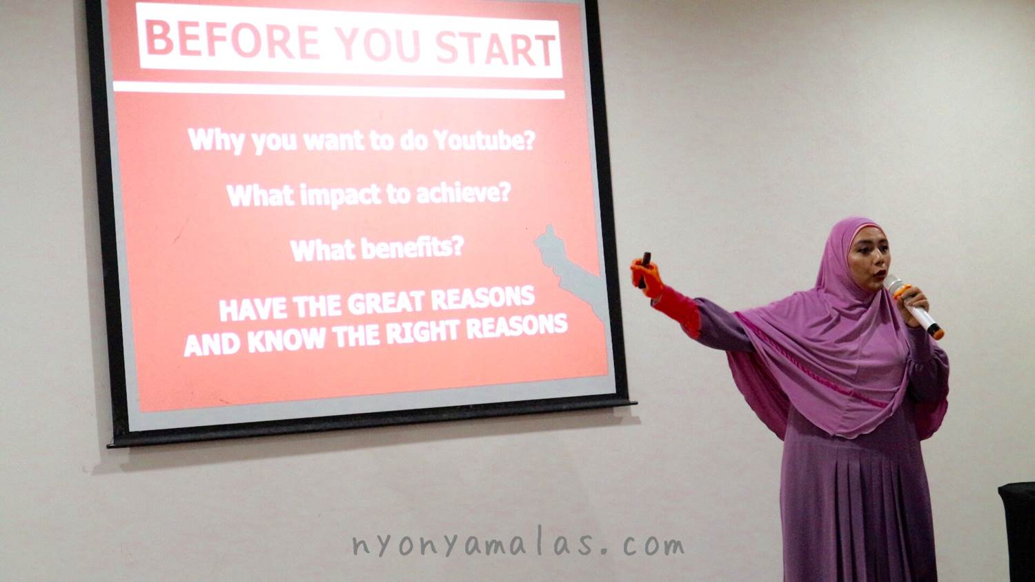 grow your youtube channel now before you start