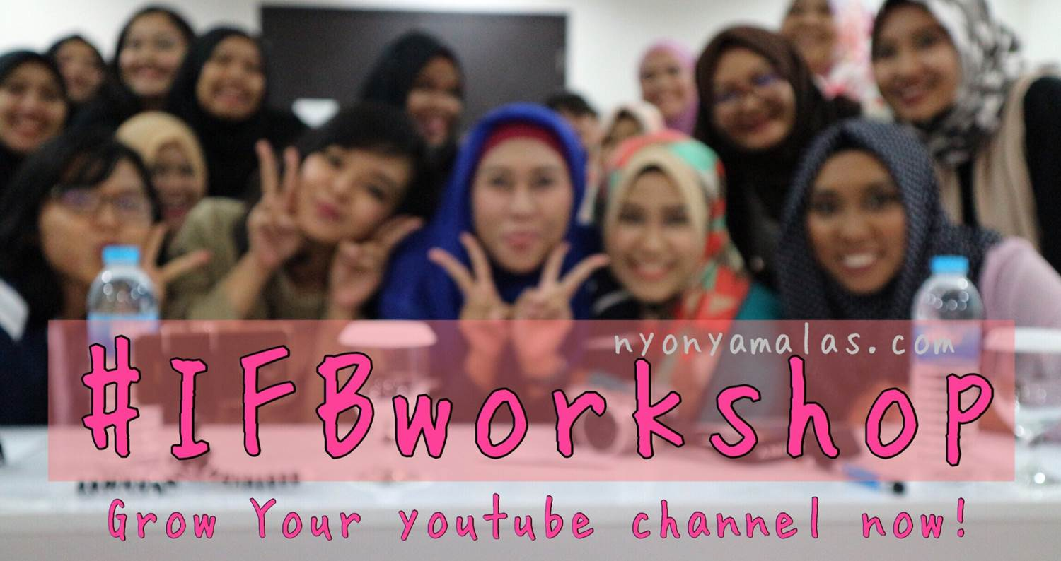 grow your youtube channel now peserta