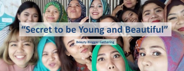 beauty blogger gathering
